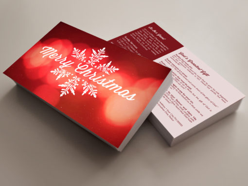 Invite Card – Merry Christmas