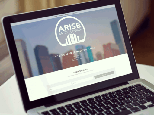 Website > Arise Baptist Church