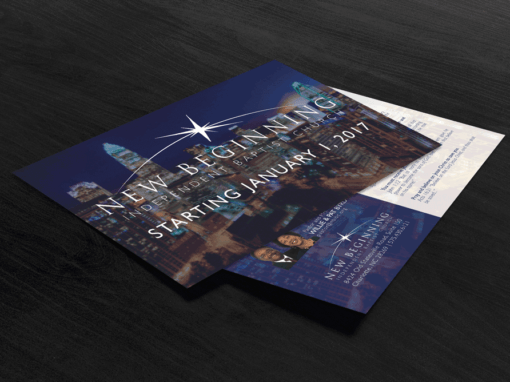 Invite Card > New Beginning Independent Baptist Church