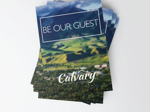 Be Our Guest – Mountains