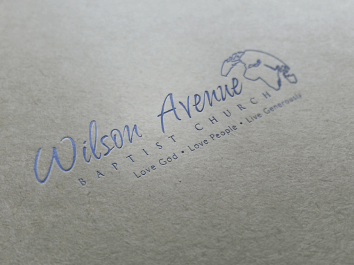 Logo > Wilson Avenue Baptist Church