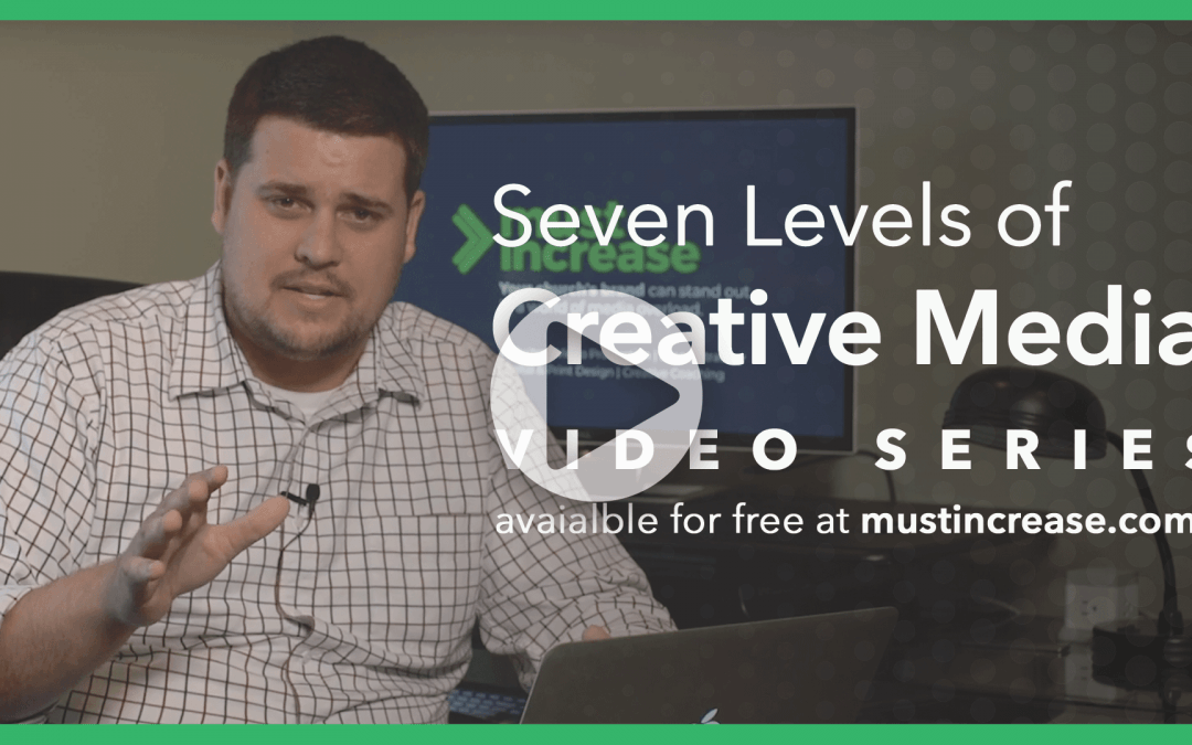 Introducing the Seven Levels of Creative Media